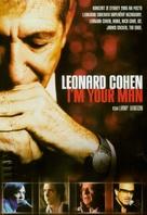 Leonard Cohen: I'm Your Man - Czech Movie Cover (xs thumbnail)