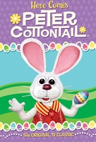 Here Comes Peter Cottontail - DVD movie cover (xs thumbnail)