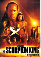 The Scorpion King - Argentinian Movie Poster (xs thumbnail)