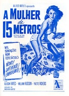 Attack of the 50 Foot Woman - Brazilian Movie Poster (xs thumbnail)