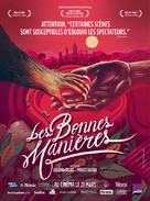 As Boas Maneiras - French Movie Poster (xs thumbnail)
