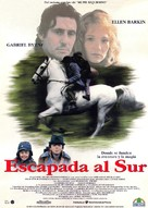 Into the West - Spanish Movie Poster (xs thumbnail)