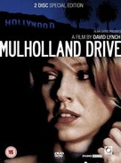 Mulholland Dr. - British DVD movie cover (xs thumbnail)