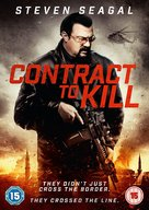 Contract to Kill - British Movie Cover (xs thumbnail)