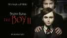 Brahms: The Boy II - Danish Movie Poster (xs thumbnail)