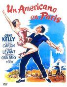 An American in Paris - Spanish DVD movie cover (xs thumbnail)