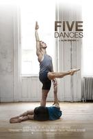 Five Dances - Movie Poster (xs thumbnail)