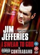Jim Jefferies: I Swear to God - British DVD cover (xs thumbnail)