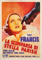 I Found Stella Parish - Italian Movie Poster (xs thumbnail)