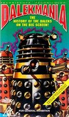 Dalekmania - Australian VHS cover (xs thumbnail)
