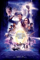 Ready Player One - Theatrical movie poster (xs thumbnail)