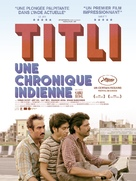 Titli - French Movie Poster (xs thumbnail)