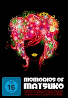 Kiraware Matsuko no isshô - German DVD cover (xs thumbnail)