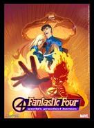 """Fantastic Four"" - Movie Poster (xs thumbnail)"