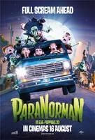 ParaNorman - Movie Poster (xs thumbnail)