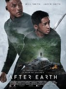 After Earth - French Movie Poster (xs thumbnail)