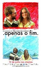 Apenas o Fim - Brazilian Movie Poster (xs thumbnail)