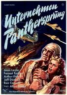 Flight Nurse - German Movie Poster (xs thumbnail)