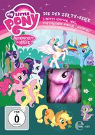 """My Little Pony: Friendship Is Magic"" - German Movie Cover (xs thumbnail)"