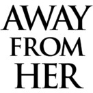 Away from Her - Logo (xs thumbnail)