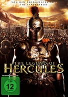 The Legend of Hercules - German DVD cover (xs thumbnail)