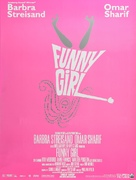 Funny Girl - Movie Poster (xs thumbnail)