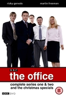 """The Office"" - British DVD cover (xs thumbnail)"