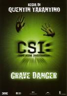 """CSI: Crime Scene Investigation"" - Italian Movie Poster (xs thumbnail)"
