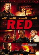 RED - DVD movie cover (xs thumbnail)
