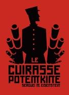 Bronenosets Potyomkin - French DVD cover (xs thumbnail)