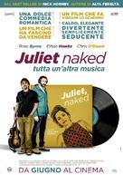 Juliet, Naked - Italian Movie Poster (xs thumbnail)