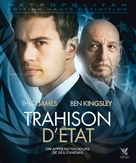 Backstabbing for Beginners - French Blu-Ray movie cover (xs thumbnail)