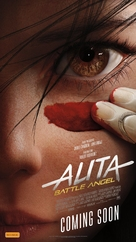 Alita: Battle Angel - Australian Movie Poster (xs thumbnail)