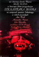 El hijo del capitán Blood - Polish Movie Poster (xs thumbnail)