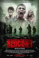 Redcon-1 - Malaysian Movie Poster (xs thumbnail)