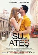 Su ve Ates - Turkish Movie Poster (xs thumbnail)