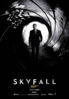 Skyfall - Italian Movie Poster (xs thumbnail)