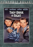 They Drive by Night - VHS cover (xs thumbnail)