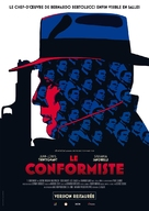 Il conformista - French Re-release poster (xs thumbnail)