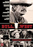The Bull of the West - Danish Movie Cover (xs thumbnail)
