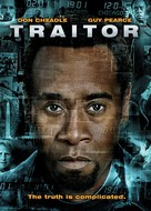 Traitor - DVD cover (xs thumbnail)