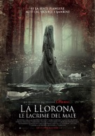 The Curse of La Llorona - Italian Movie Poster (xs thumbnail)