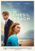 On Chesil Beach - Dutch Movie Poster (xs thumbnail)
