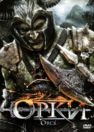 Orcs! - Russian DVD cover (xs thumbnail)