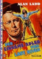 Drum Beat - German Movie Poster (xs thumbnail)