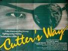 Cutter's Way - British Movie Poster (xs thumbnail)