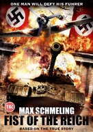 Max Schmeling - British DVD cover (xs thumbnail)
