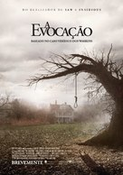 The Conjuring - Portuguese Movie Poster (xs thumbnail)