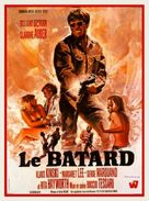 I bastardi - French Movie Poster (xs thumbnail)
