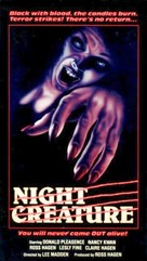 Night Creature - VHS cover (xs thumbnail)